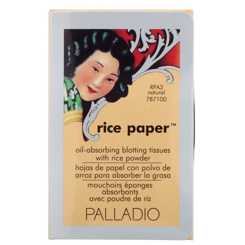 Palladio, Rice Paper, Natural, 40 Tissues Review