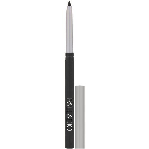 Palladio, Waterproof Eye Liner, Pure Black, 0.01 oz (0.28 g) Review