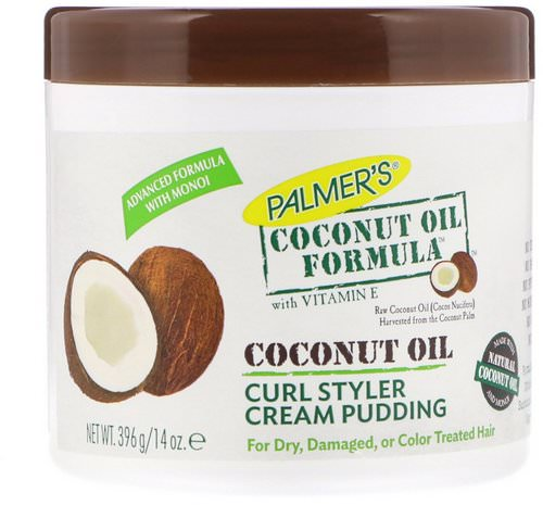 Palmer's, Curl Styler Cream Pudding, 14 oz (396 g) Review