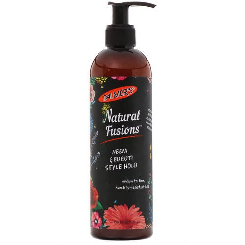 Palmer's, Natural Fusions, Neem & Buruti Style Hold, 12 fl oz (350 ml) Review