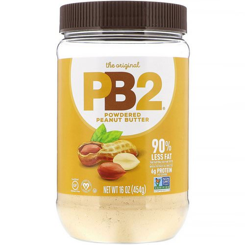 PB2 Foods, The Original PB2, Powdered Peanut Butter, 16 oz (454 g) Review