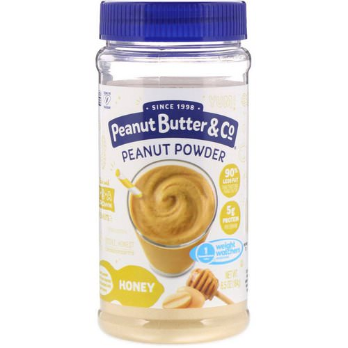 Peanut Butter & Co, Mighty Nut, Powdered Peanut Butter, Honey, 6.5 oz (184 g) Review