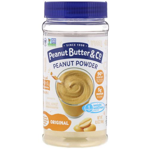 Peanut Butter & Co, Peanut Butter Powder, Original, 6.5 oz (184 g) Review