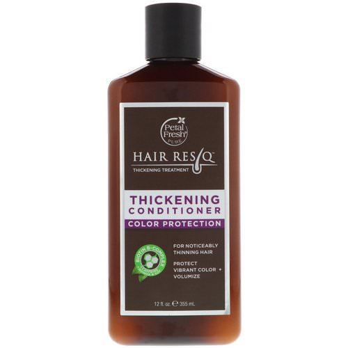 Petal Fresh, Hair Rescue, Thickening Treatment Conditioner, Color Protection, 12 fl oz (355 ml) Review