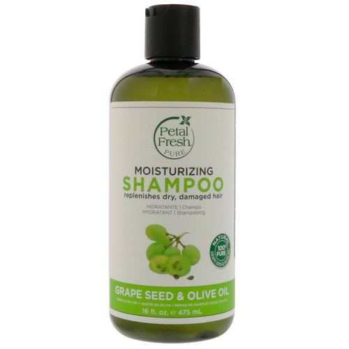 Petal Fresh, Pure, Age-Defying Shampoo, Grape Seed & Olive Oil, 16 fl oz (475 ml) Review