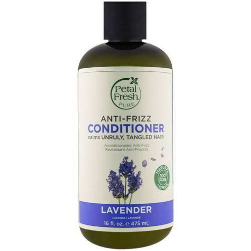 Petal Fresh, Pure, Anti-Frizz Conditioner, Lavender, 16 fl oz (475 ml) Review