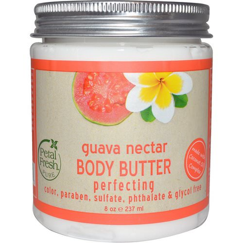 Petal Fresh, Pure, Body Butter, Perfecting, Guava Nectar, 8 oz (237 ml) Review