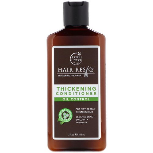 Petal Fresh, Pure, Hair ResQ, Thickening Treatment Conditioner, Oil Control, 12 fl oz (355 ml) Review