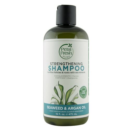 Petal Fresh, Pure, Strengthening Shampoo, Seaweed & Argan Oil, 16 fl oz (475 ml) Review