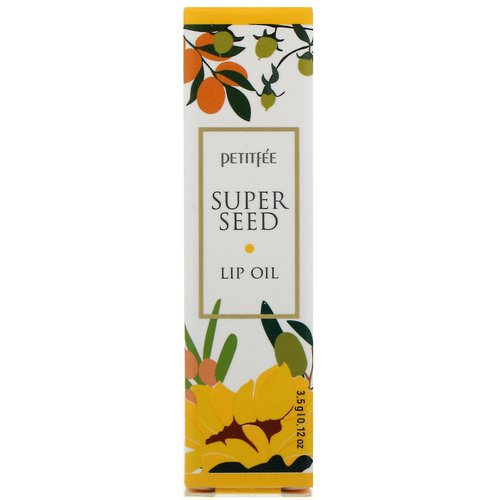 Petitfee, Super Seed, Lip Oil, 0.12 oz (3.5 g) Review