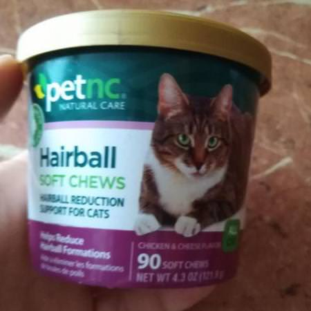 petnc NATURAL CARE, Hairball Remedy