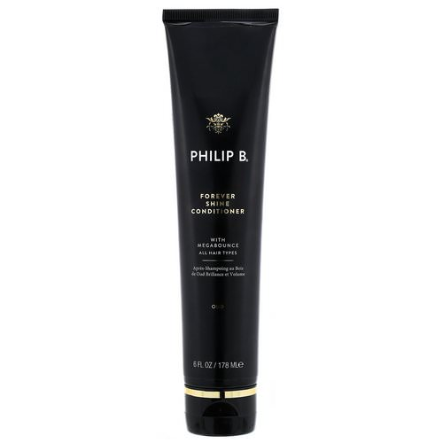 Philip B, Forever Shine Conditioner, Oud, 6 fl oz (178 ml) Review