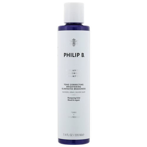Philip B, Icelandic Blonde Shampoo, Plum + Grapeseed, 7.4 fl oz (220 ml) Review