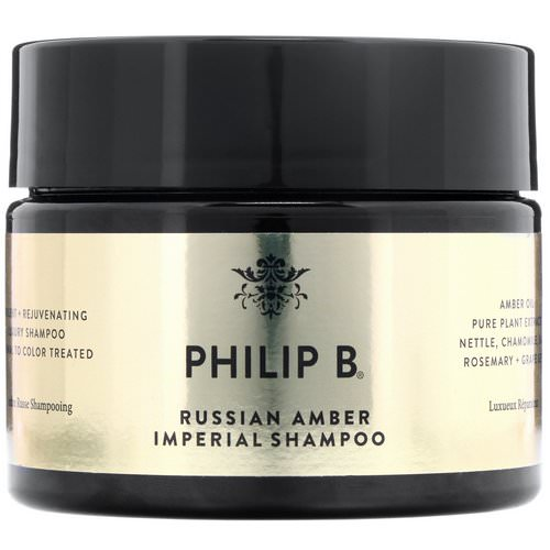 Philip B, Russian Amber Imperial Shampoo, 12 fl oz (355 ml) Review