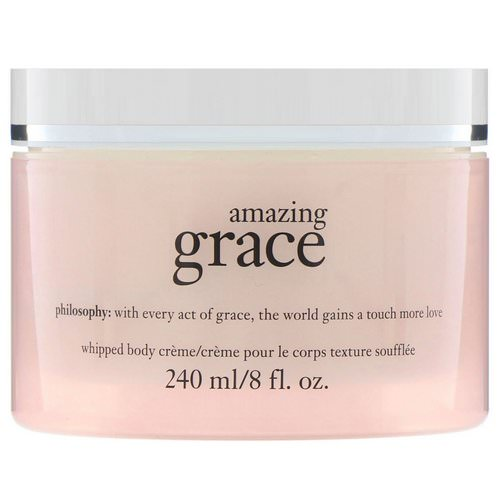 Philosophy, Amazing Grace, Whipped Body Creme, 8 fl oz (240 ml) Review