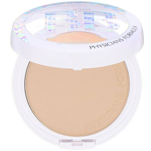 Physicians Formula, Super BB, All-in-1 Beauty Balm Powder, SPF 30, Light/Medium, 0.29 oz (8.3 g) Review