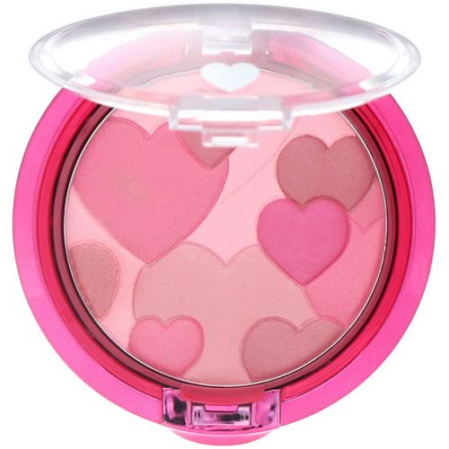 Physicians Formula, Happy Booster, Glow & Mood Boosting Blush, Rose, 0.24 oz (7 g) Review