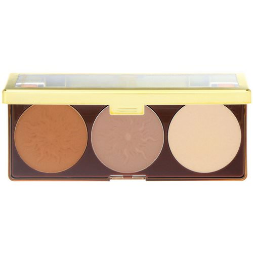 Physicians Formula, Highlight & Contour Palette, Bronze Booster, Matte Sculpting, 0.30 oz (9 g) Review