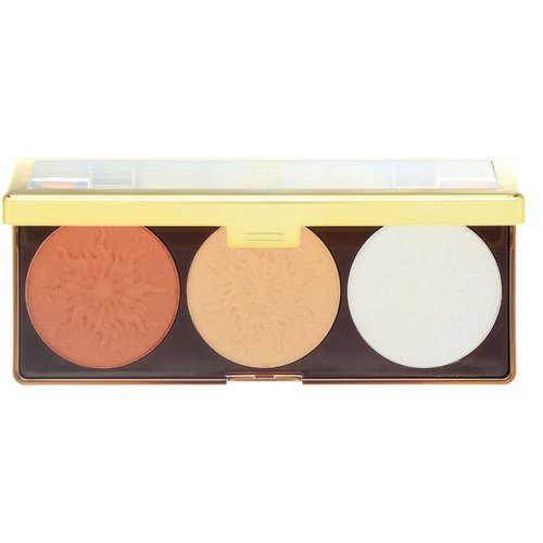 Physicians Formula, Highlight & Contour Palette, Bronze Booster, Shimmer Strobing, 0.30 oz (9 g) Review