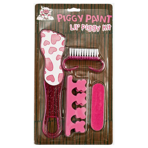 Piggy Paint, Lil' Piggy Kit, 4 Piece Set Review