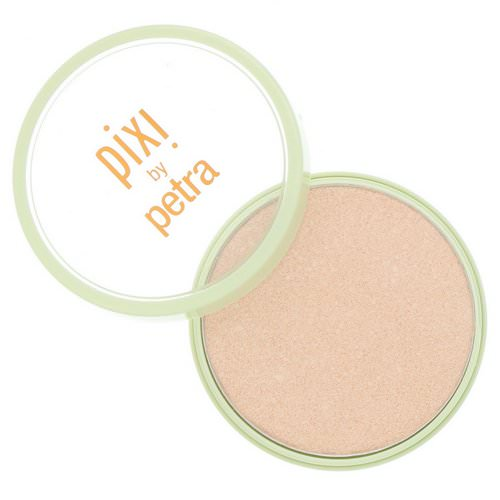 Pixi Beauty, Glow-y Powder, Cream-y Gold, 0.36 oz (10.21 g) Review