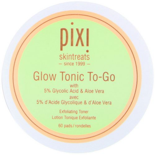 Pixi Beauty, GlowTonic To-Go, 60 Pads Review