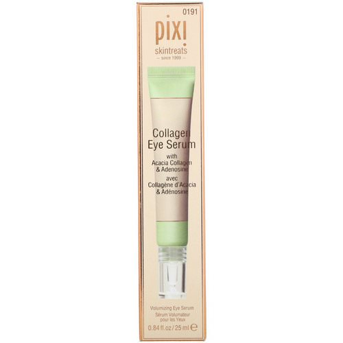 Pixi Beauty, Skintreats, Collagen Eye Serum, 0.84 fl oz (25 ml) Review