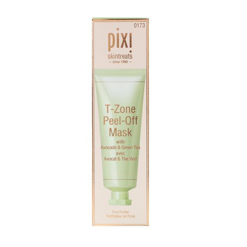 Pixi Beauty, T-Zone Peel-Off Mask, 1.52 fl oz (45 ml) Review