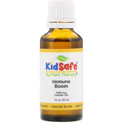 Plant Therapy, KidSafe, 100% Pure Essential Oils, Immune Boom, 1 fl oz (30 ml) Review