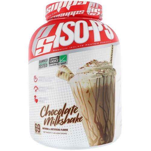 ProSupps, PS ISO-P3, Chocolate Milkshake, 5 lb (2268 g) Review