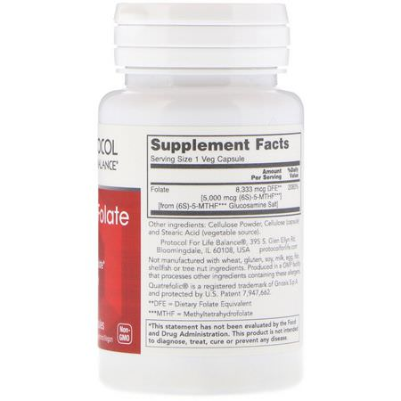Folic Acid, Vitamin B, Vitamins, Supplements