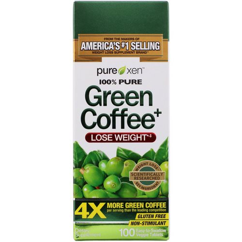 Purely Inspired Homeopathy Green Coffee