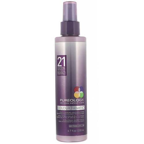 Pureology, Colour Fanatic Multi-Tasking Hair Beautifier, 6.7 fl oz (200 ml) Review