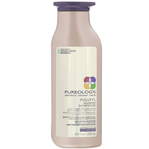 Pureology, Serious Colour Care, Fullfyl Shampoo, 8.5 fl oz (250 ml) Review