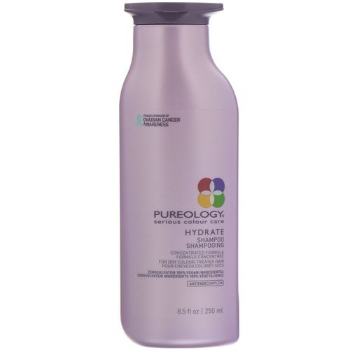 Pureology, Serious Colour Care, Hydrate Shampoo, 8.5 fl oz (250 ml) Review