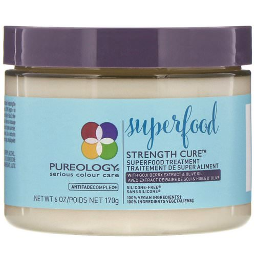 Pureology, Strength Cure Superfood Treatment, 6 oz (170 g) Review