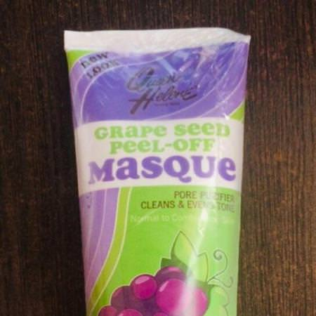 Grape Seed Peel-Off Masque, Nomal to Combination
