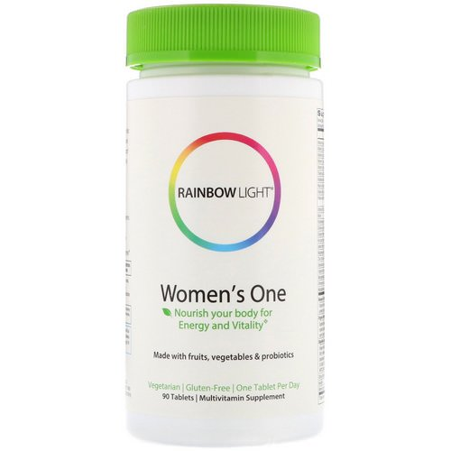 Rainbow Light, Women's One, 90 Tablets Review