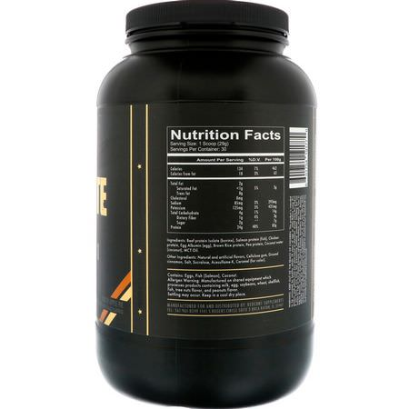 Protein Blends, Protein, Sports Nutrition, BCAA, Amino Acids, Supplements