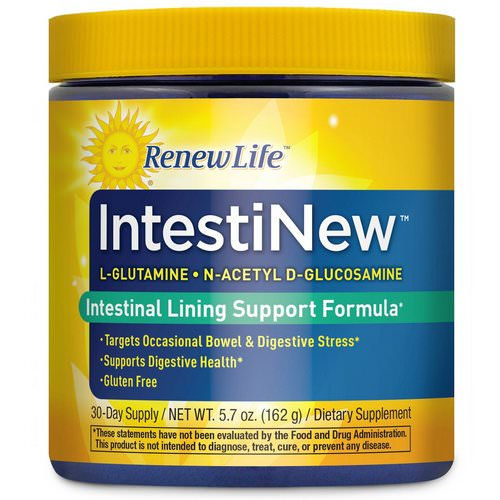 Renew Life, IntestiNew, Intestinal Lining Support Formula, 5.7 oz (162 g) Review