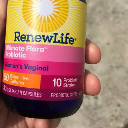 Renew Life Supplements Digestion Probiotics