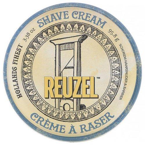 Reuzel, Shave Cream, 3.38 oz (95.8 g) Review