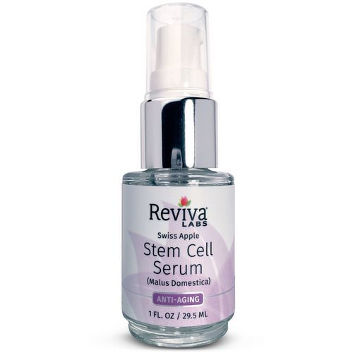 Reviva Labs, Stem Cell Serum, 1 fl oz (29.5 ml) Review
