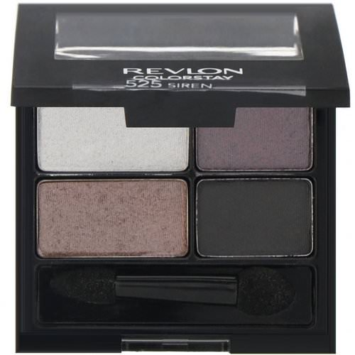 Revlon, Colorstay, 16-Hour Eye Shadow, 525 Siren, .16 oz (4.8 g) Review