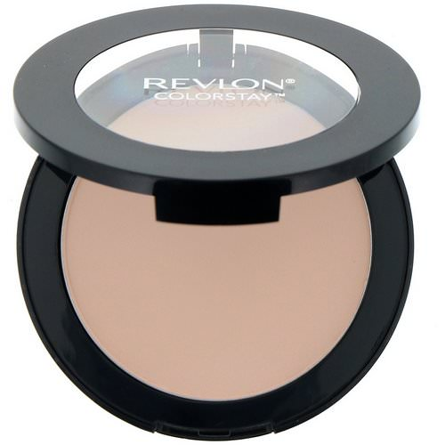 Revlon, Colorstay, Pressed Powder, 810 Fair, 0.3 oz (8.4 g) Review