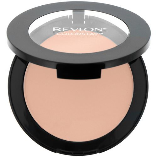 Revlon, Colorstay, Pressed Powder, 830 Light / Medium, .3 oz (8.4 g) Review