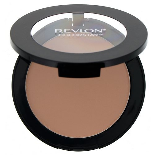 Revlon, Colorstay, Pressed Powder, 850 Medium/Deep, 0.3 oz (8.4 g) Review