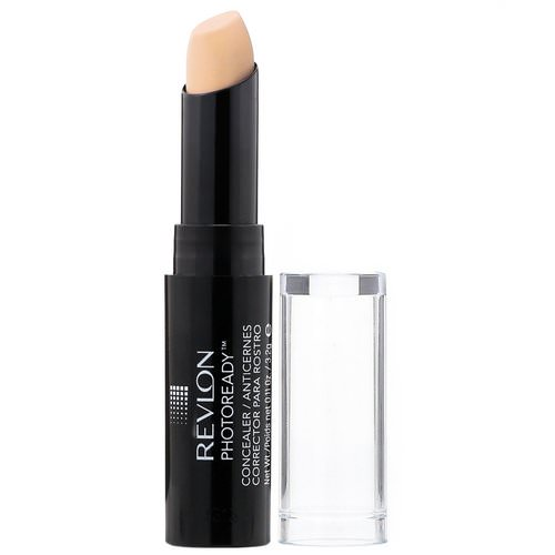 Revlon, PhotoReady, Concealer, 003 Light Medium, 0.11 oz (3.2 g) Review