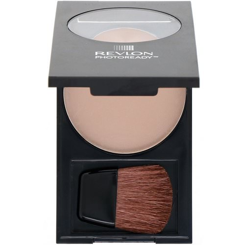 Revlon, PhotoReady, Powder, 010 Fair Light, .25 oz (7.1 g) Review