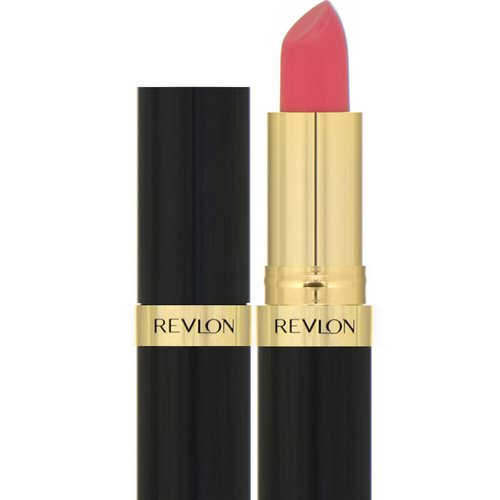 Revlon, Super Lustrous, Lipstick, 425 Softsilver Red, 0.15 oz (4.2 g) Review